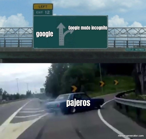 Literalmente google - meme