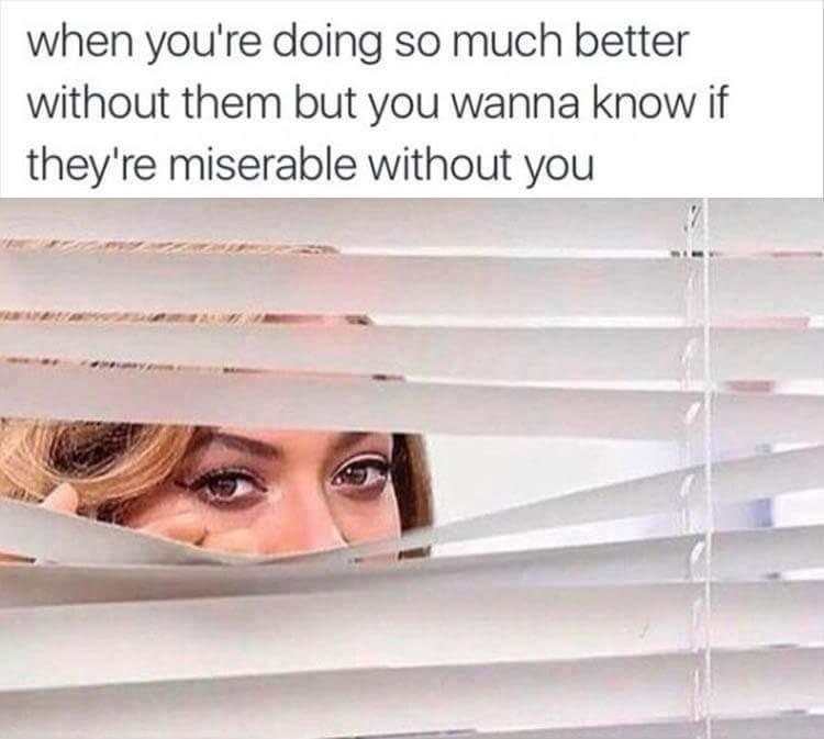 Always watching - meme