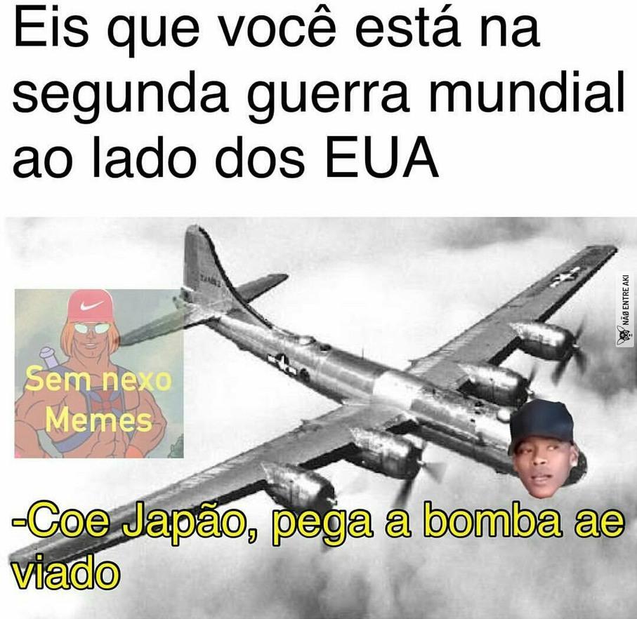 Bombardiei - meme