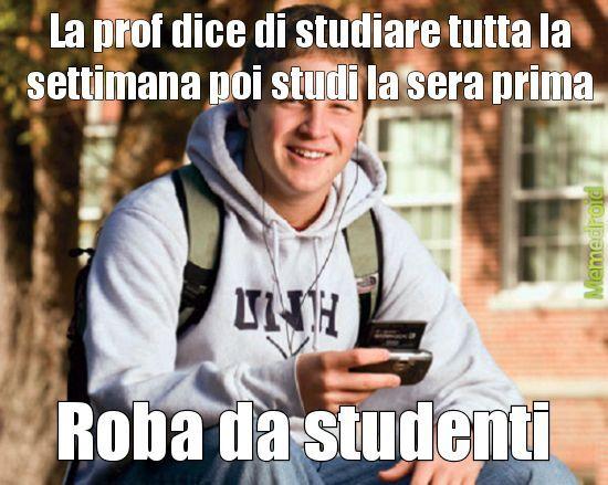 Scuola.. - meme