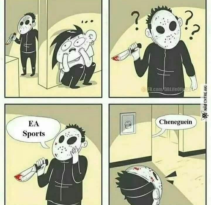 Chinegueite catchuga - meme