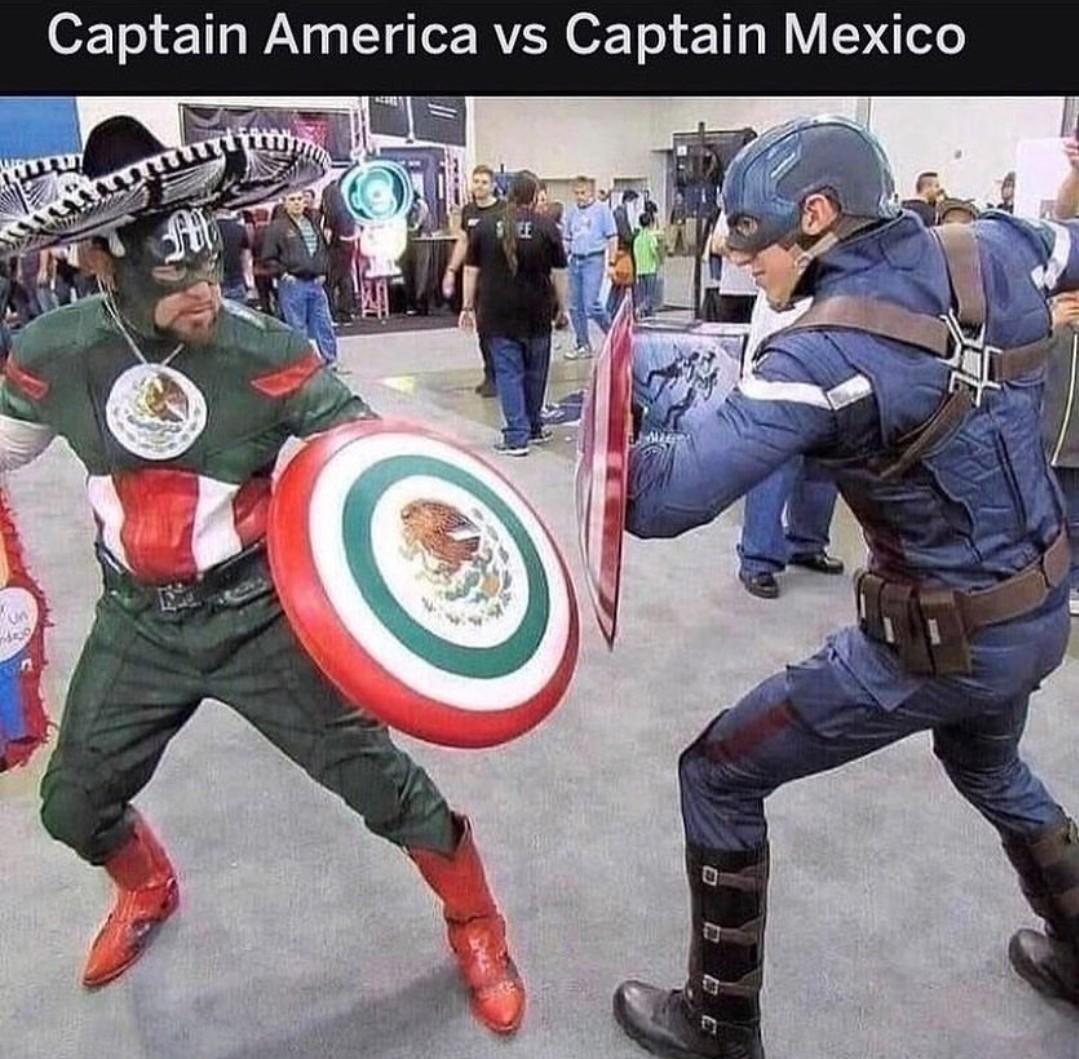 The Best Captain America Memes Memedroid