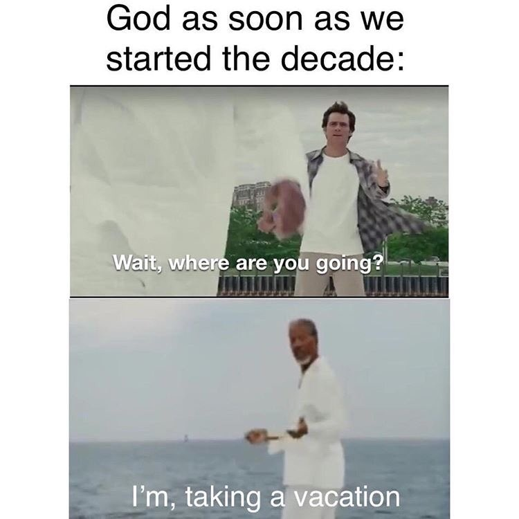 vacation - meme