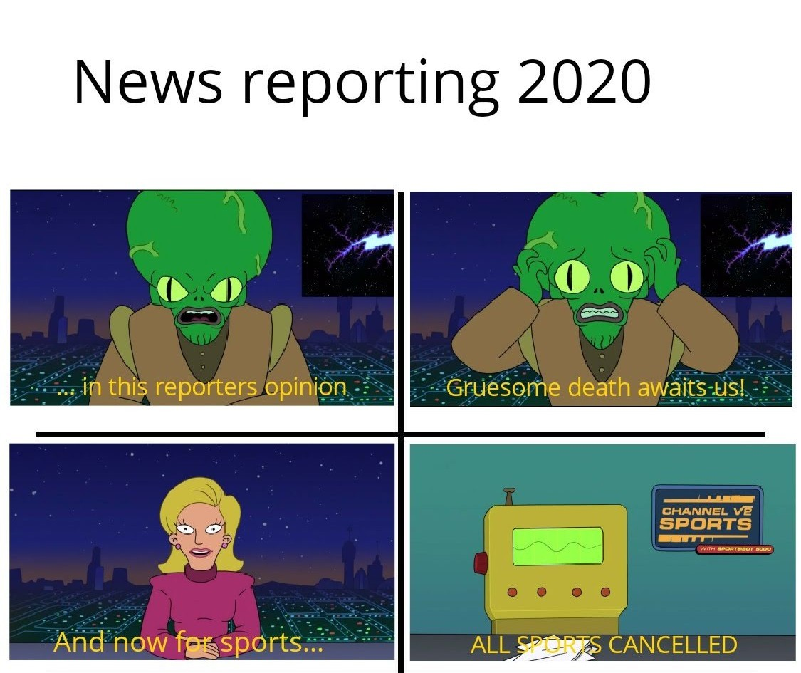 News today - meme
