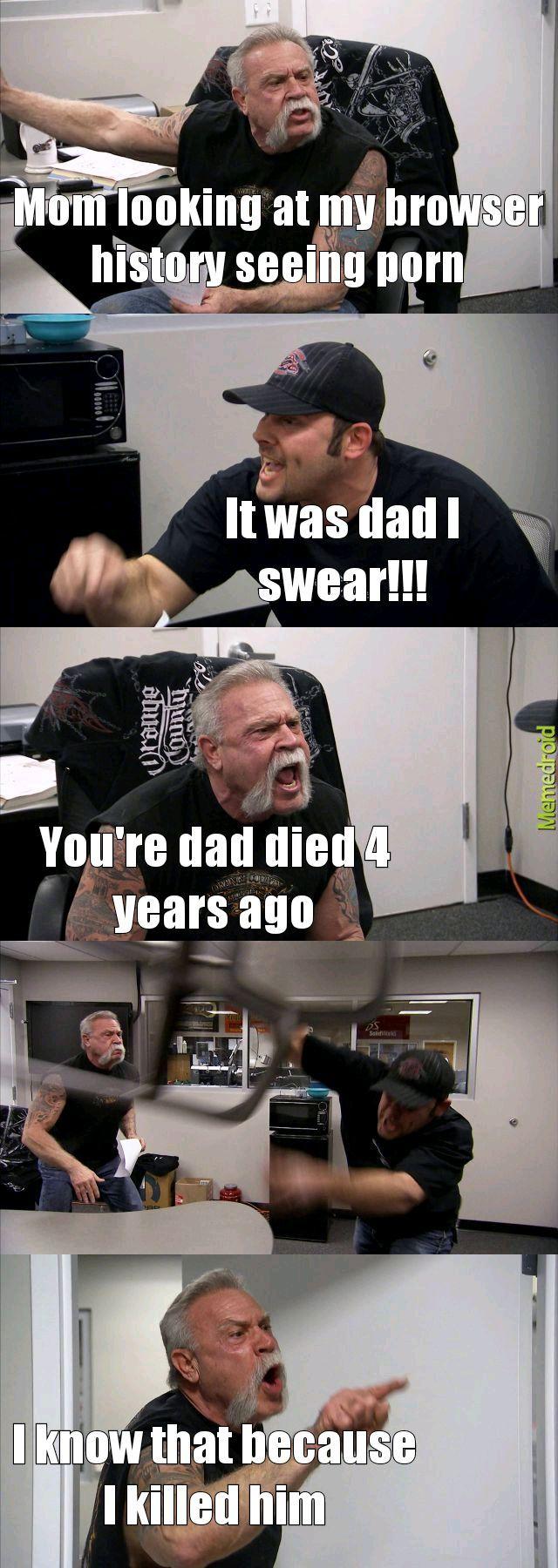 Murder mom - meme