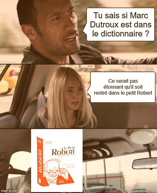 Petit Robert - meme