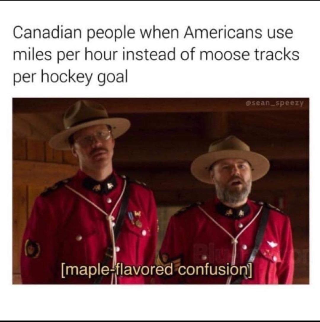 Canada - meme