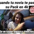 Pack 4k