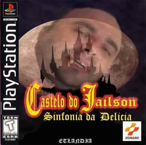 Melhor jogo do PSoco1 ~uploader original - meme