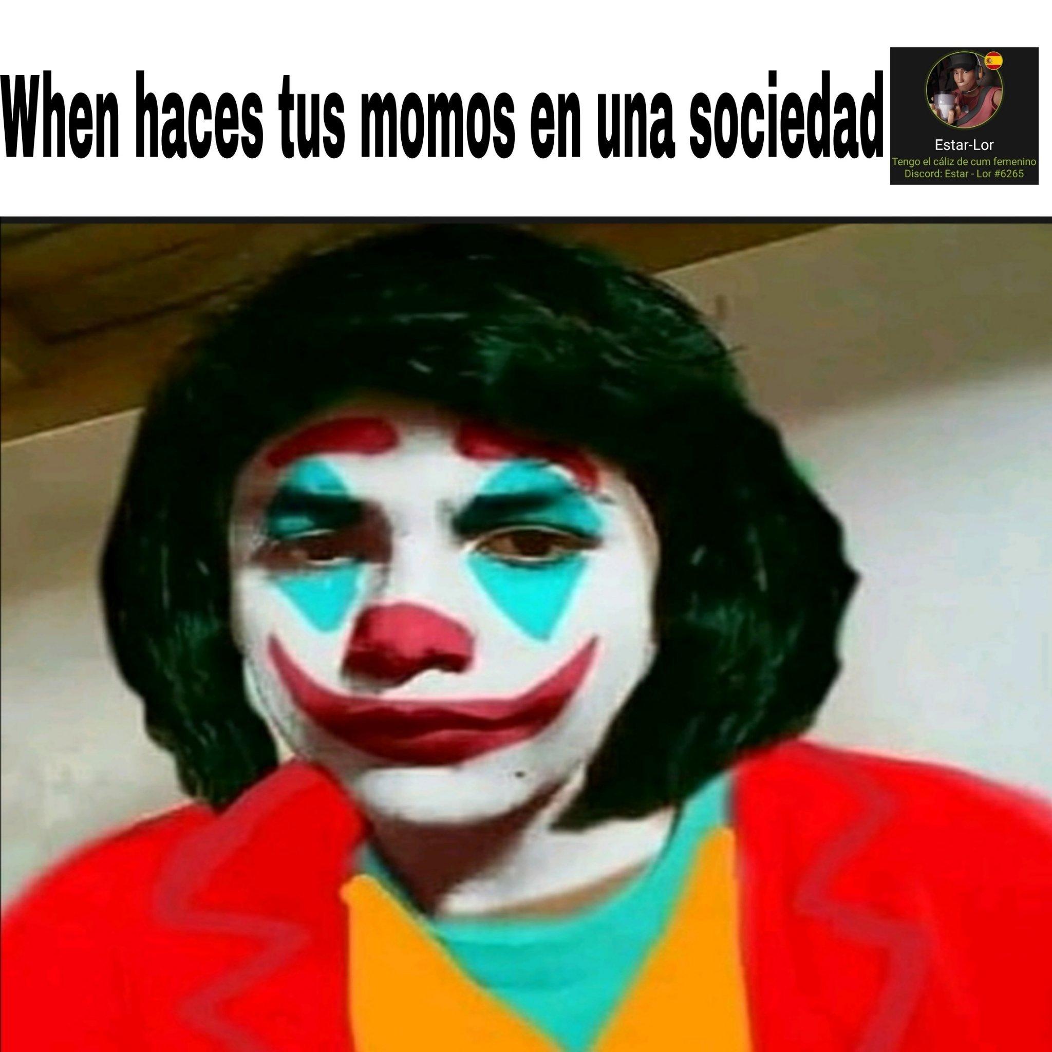 Otalker sociedad - meme