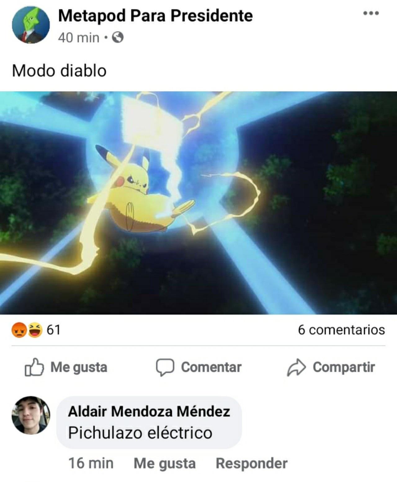 Pitochu - meme