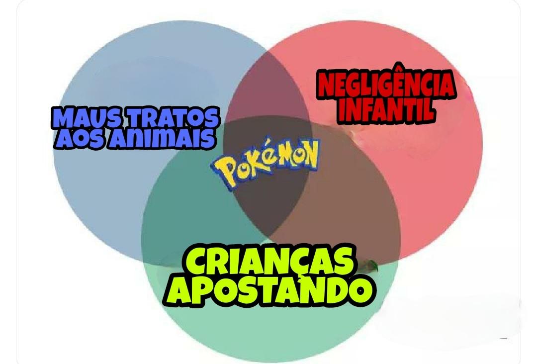 UNIÃO POKEMON - meme