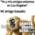 Como saben la ciudad de GTA V esta inspirada en Los Ángeles Lo mismo el GTA: SA