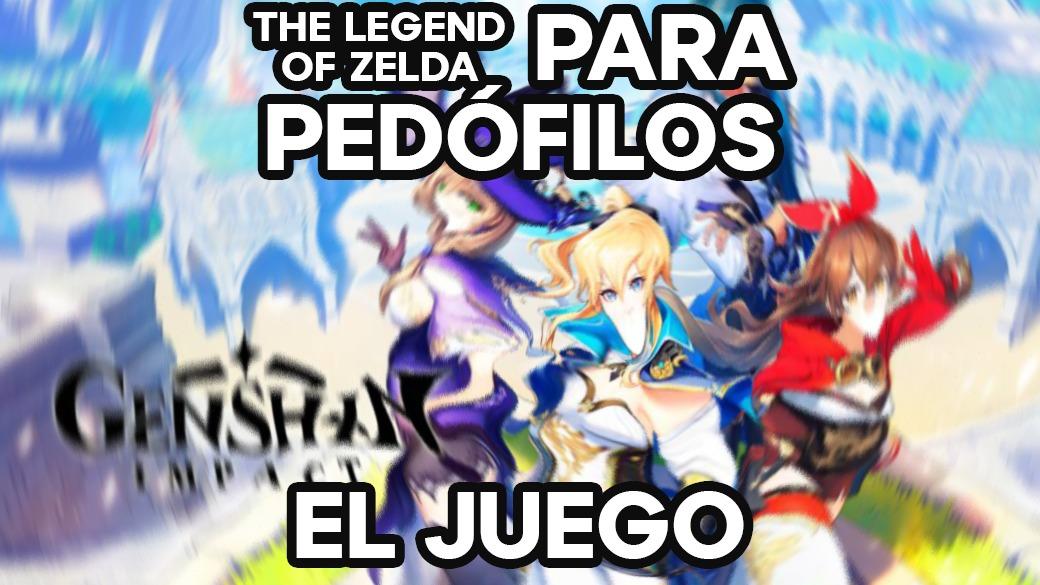 The Legend of Pedophilia - meme