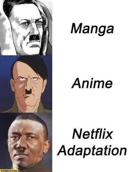 Adolf Nigger - meme