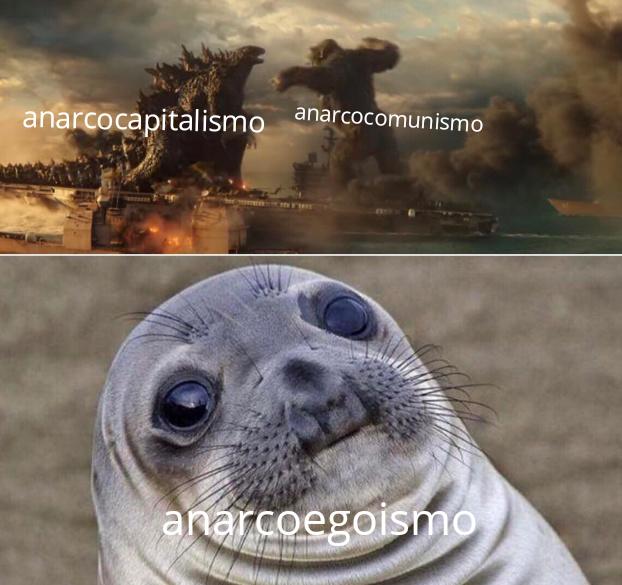 Anarcoegoismo - meme