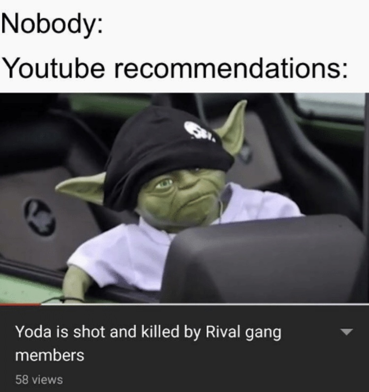 Yoda - meme