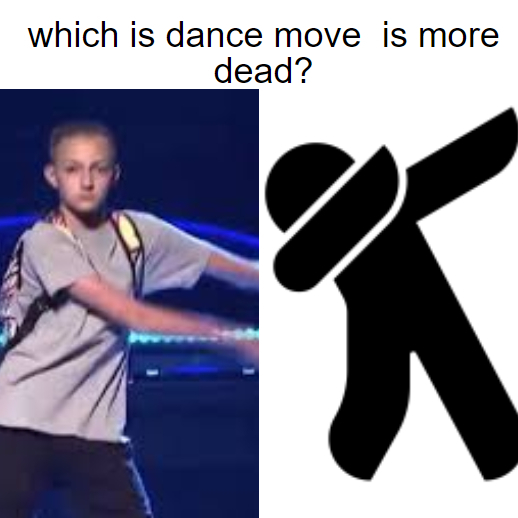 dead dances - meme
