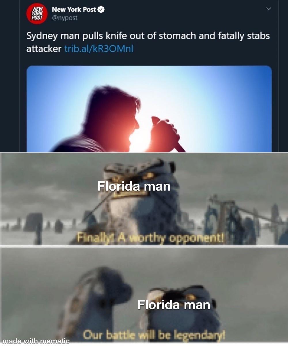 Who is worthy of battle - meme