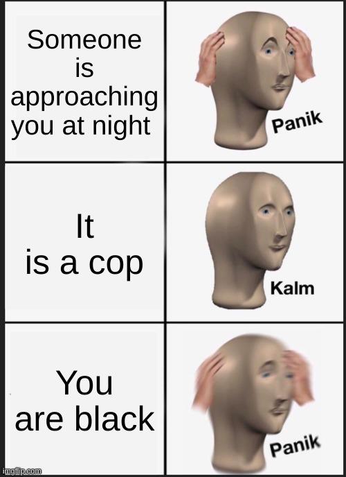 black - meme