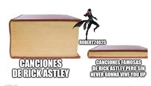 Rick chadley - meme