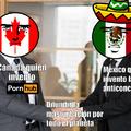 Mexicanos y canadienses siendo degenerados por naturaleza desde 1930