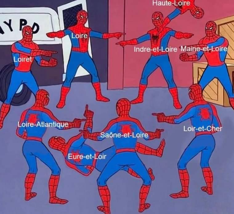 Spoil, je connais toutes les préf et sous préfecture - meme