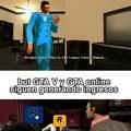 Rockstar qliado ya saque el GTA 6