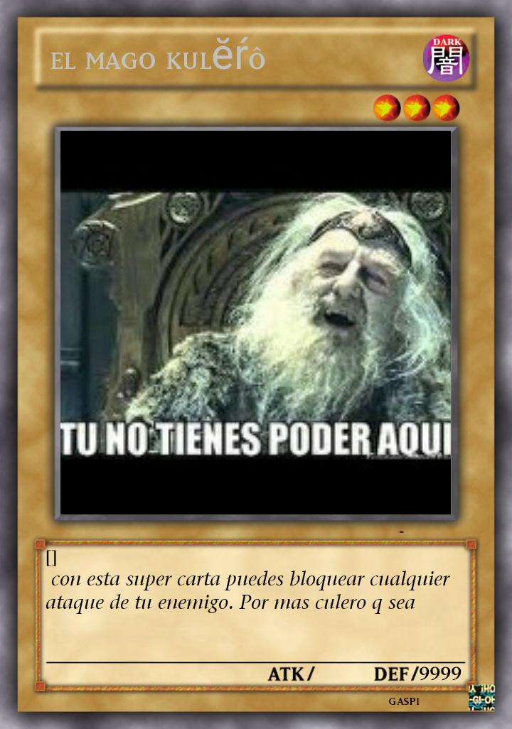 El mago - meme