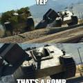 Playing war thunder