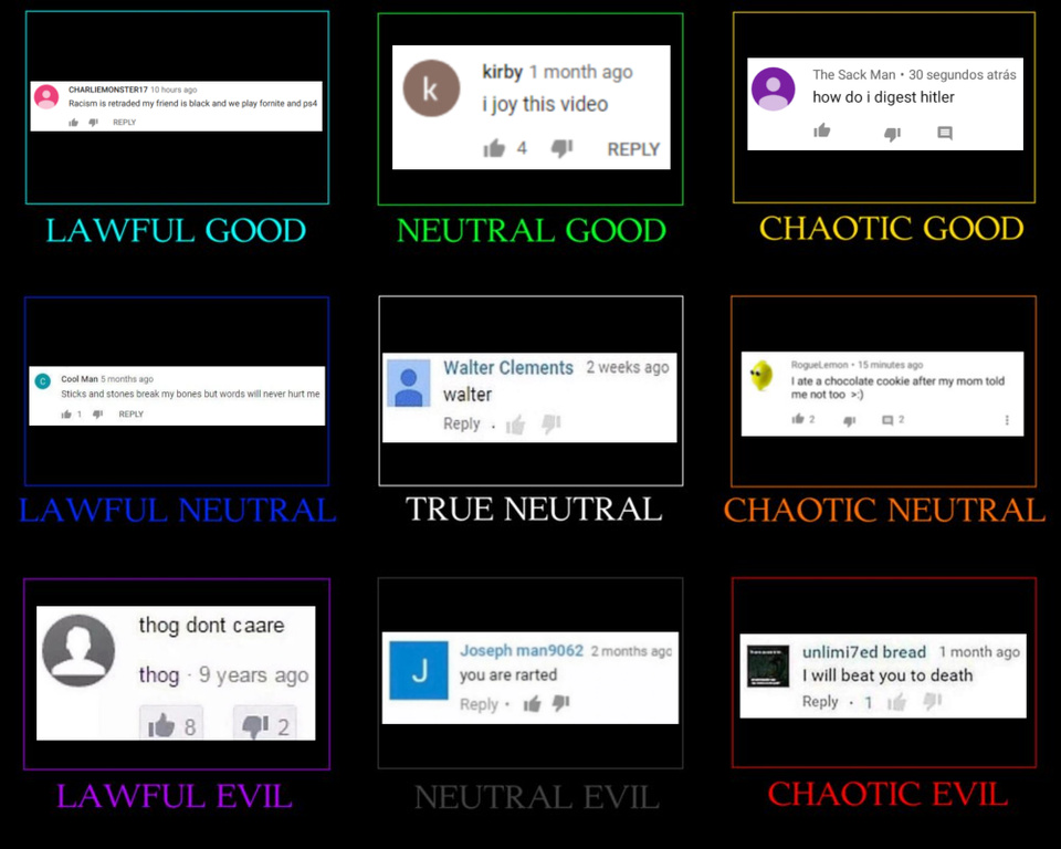 dongs in an alignment - meme