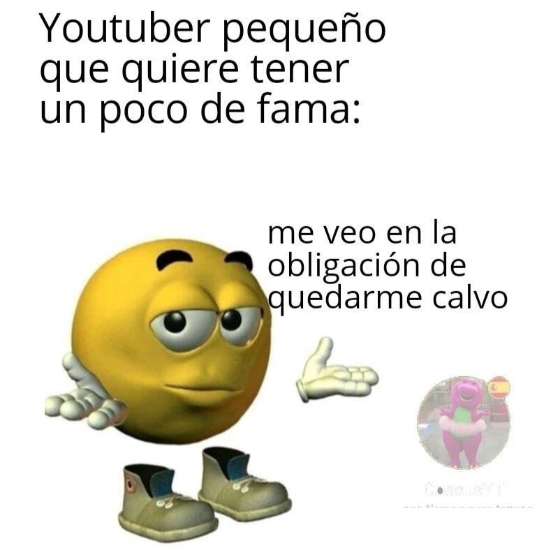 Tìpico youtuber - meme