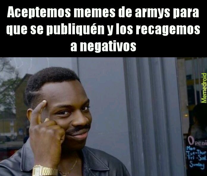 Ya saben - meme