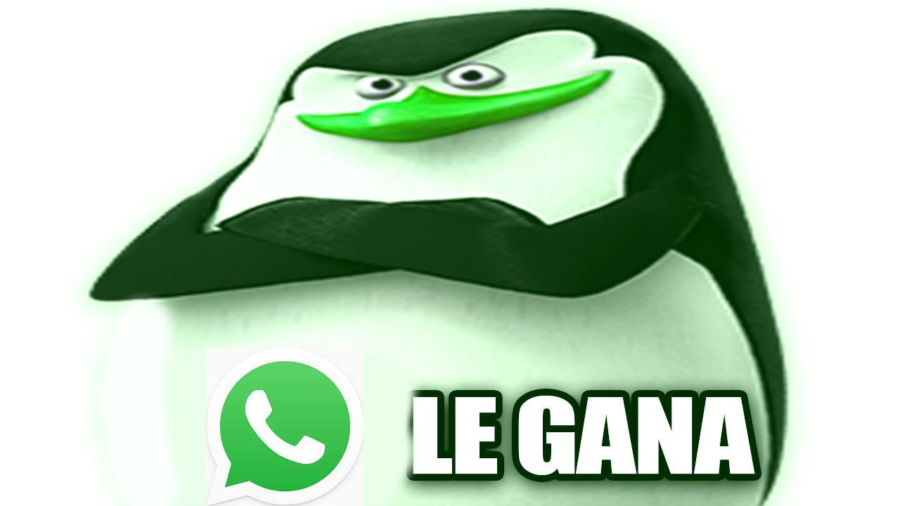 wasap le gana - meme