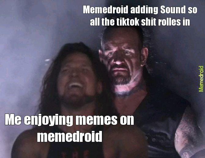 Don't like changes - meme