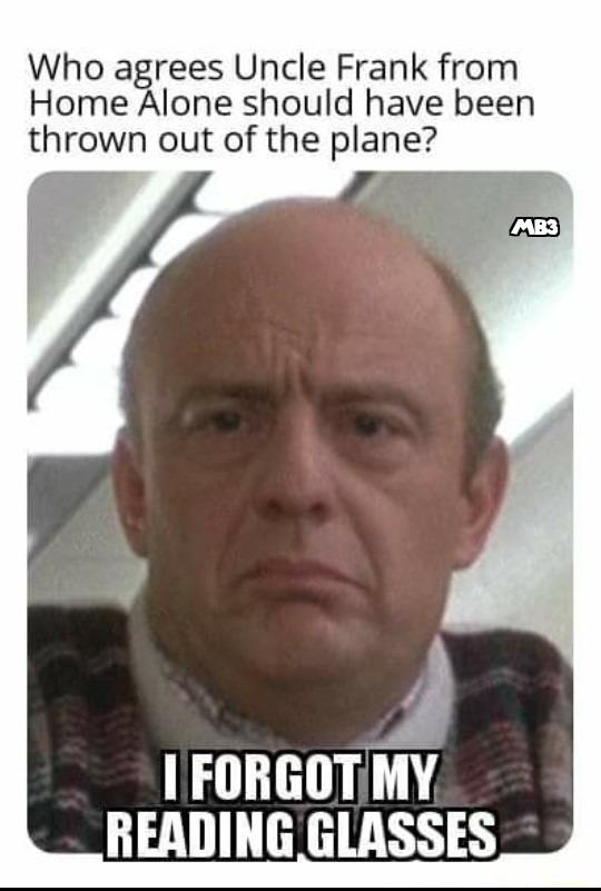 Uncle Frank - meme
