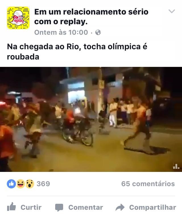 Rio... Sigo de Volta - meme
