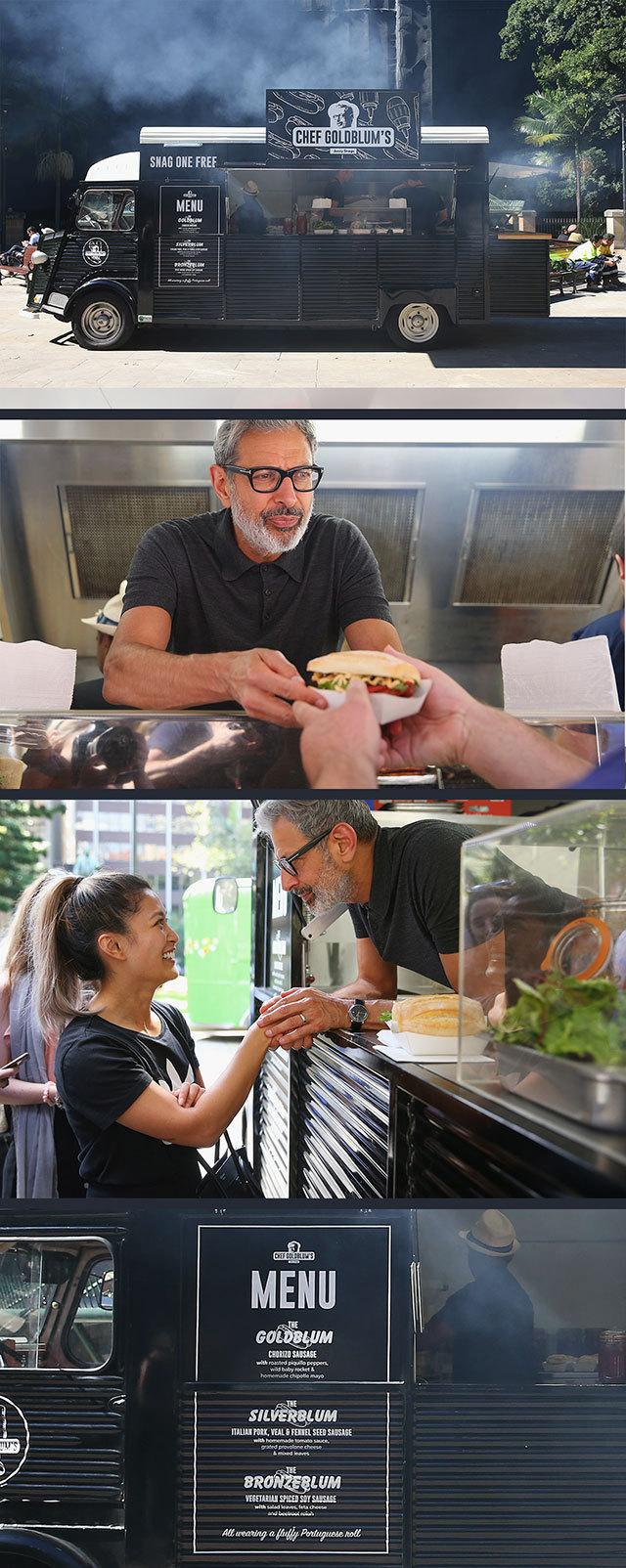 Chef Goldblum's - meme