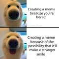 Spread the happiness with memes