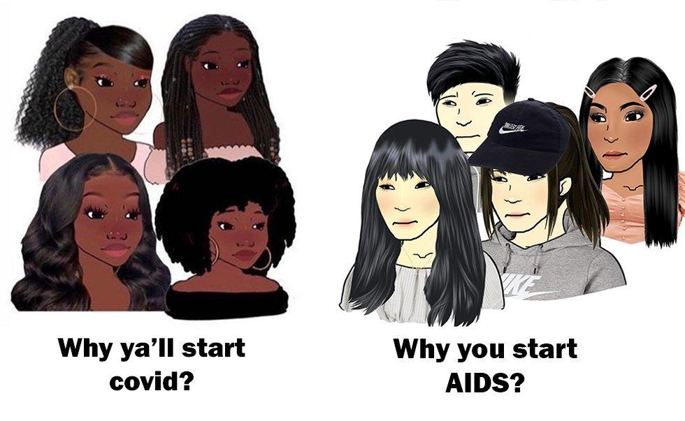 Africa & Asia - meme