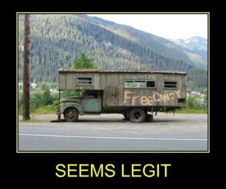 Thats my truck - meme