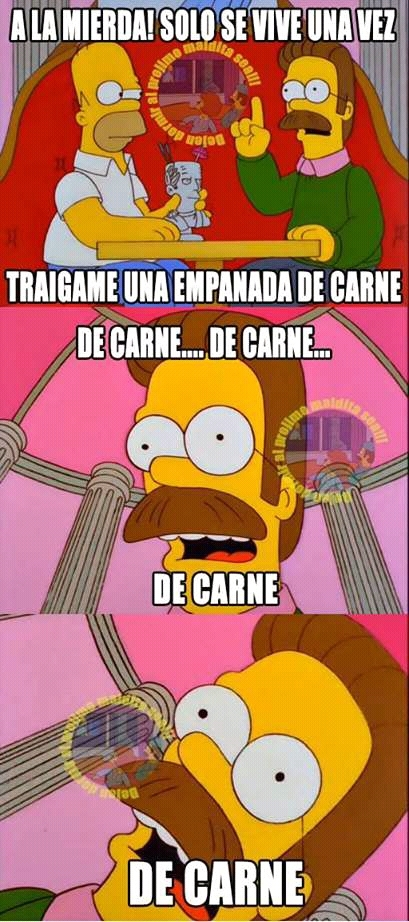 Carne! - meme