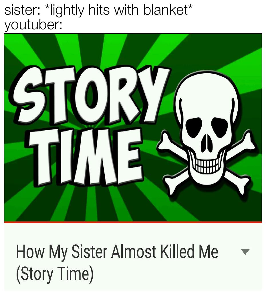 TEUE STORY - meme