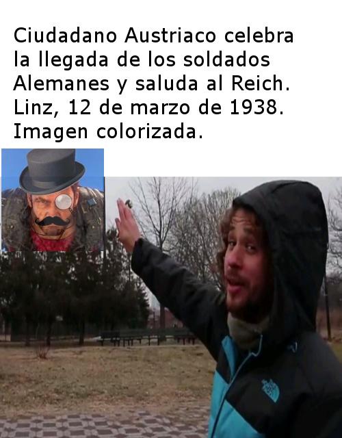 Anschluss. - meme