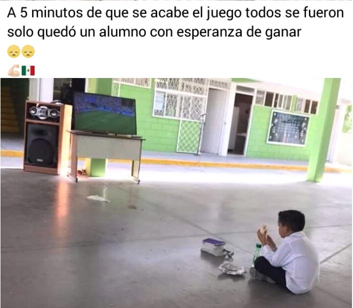 Ay mi México:'( - meme