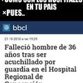 Chile un pais de buena gente
