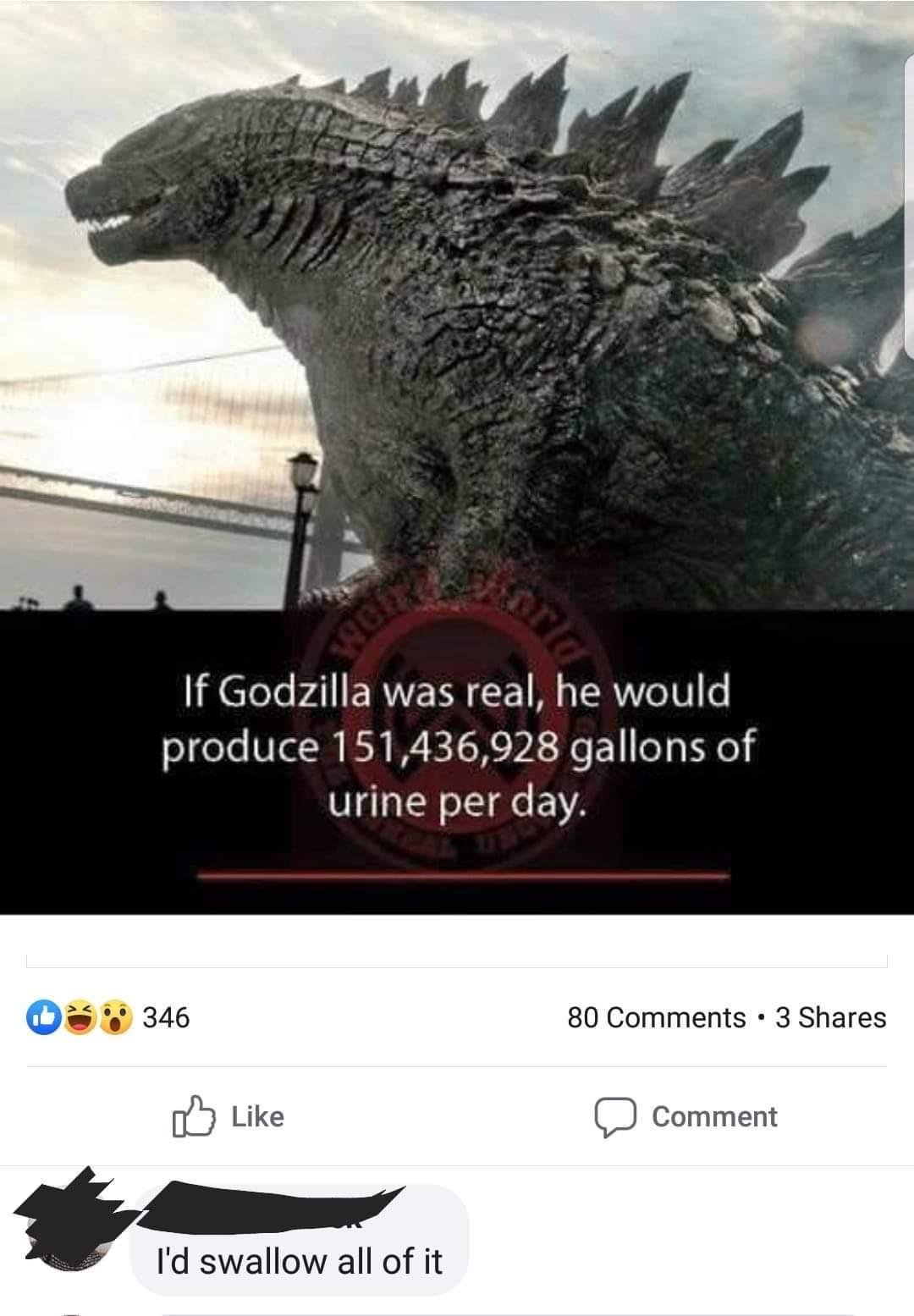 The Best Godzilla Memes Memedroid