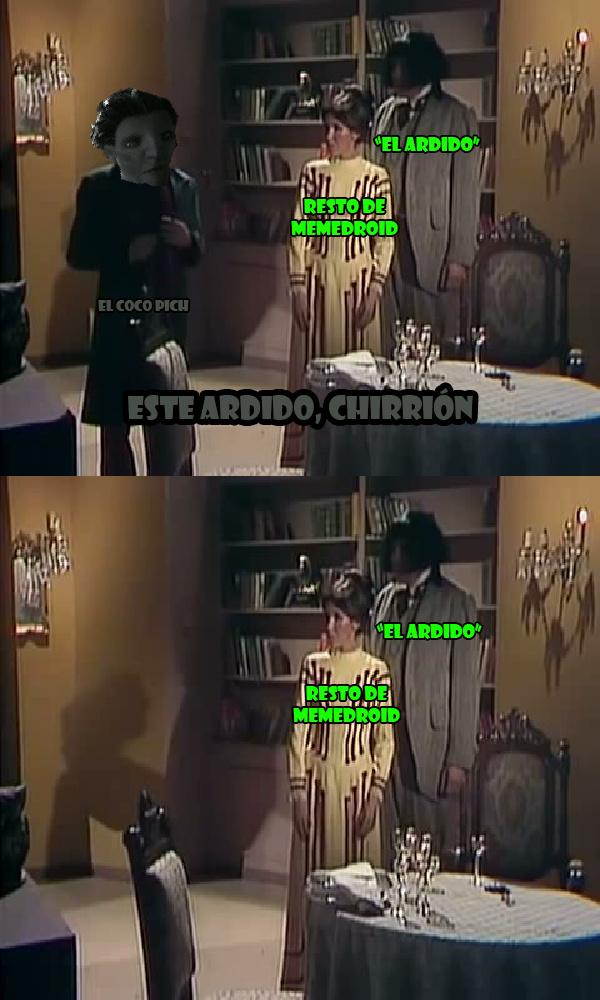 Chirrin: para atraer las cosas, Chirrión: para alejar las cosas (perdon por si la plantilla tiene calidad cuestionable. PD: Elcacaspichula si ves esto, vete a la mierda) - meme