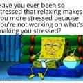Stressaxing