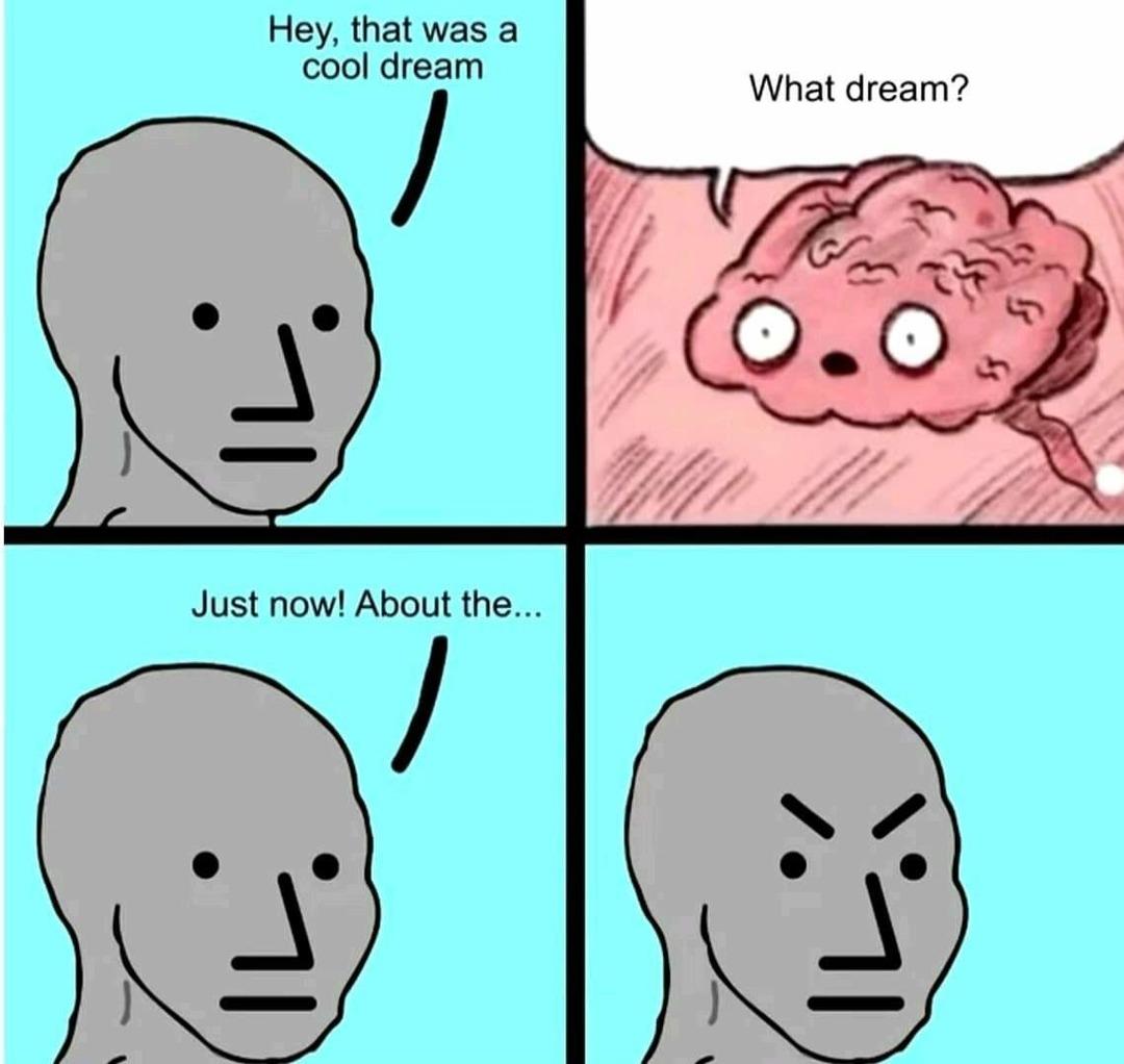 Me all night - meme